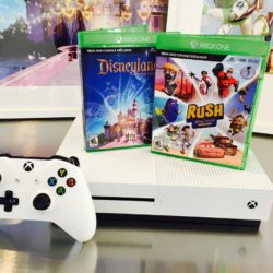 """""""Disneyland Adventures"""" and """"RUSH"""" provide hours of fun for Xbox One Players!"""