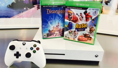 """Disneyland Adventures"" and ""RUSH"" provide hours of fun for Xbox One Players!"