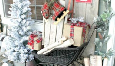 9 Holiday Porch Ideas You'll Want to Copy!