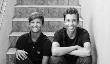 Teen Brothers Launch Double Peak In Order to Give Back
