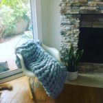 Ive been wanting one of these wool knitted throws forhellip