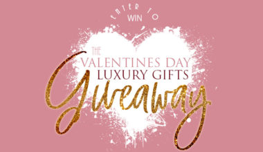 The Treat Yourself or Someone Special Skincare Valentine's Day Giveaway