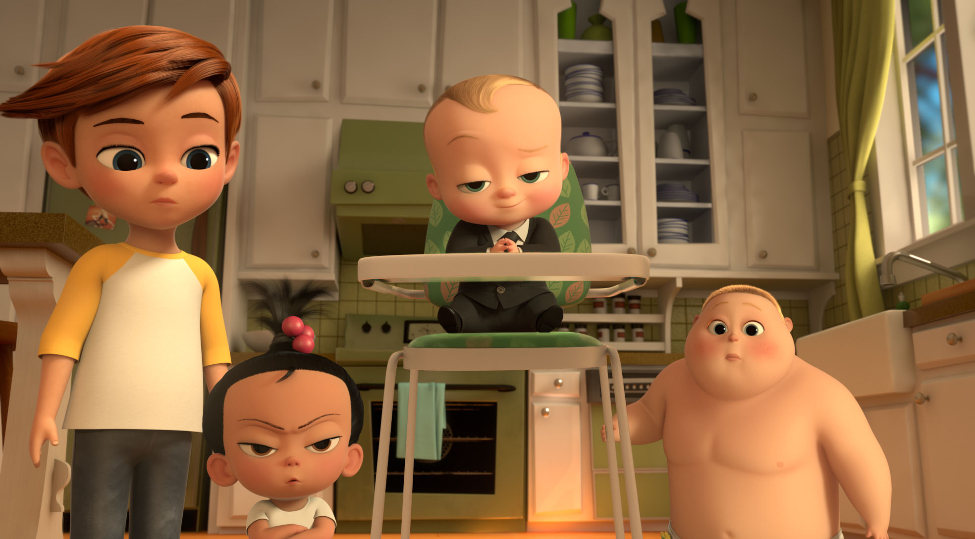 DreamWorks The Boss Baby: Back in Business Premieres on