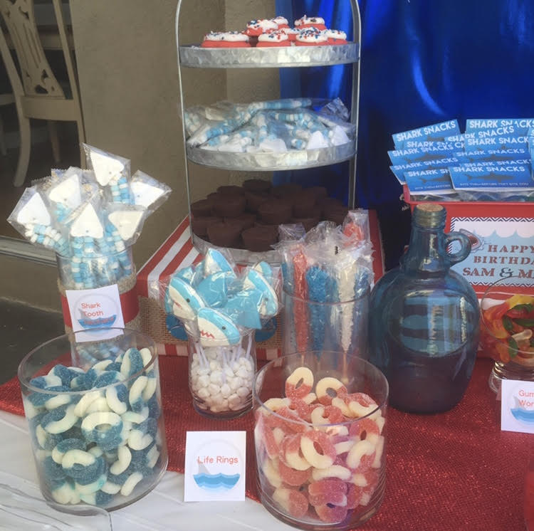 The Candy Table Was A Huge Hit And Kids Loved It